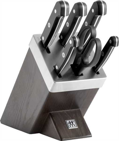 ZWILLING Gourmet selbstschärfender Messerblock