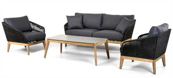 SUNS ATHOS Sofa Set 4-teilig
