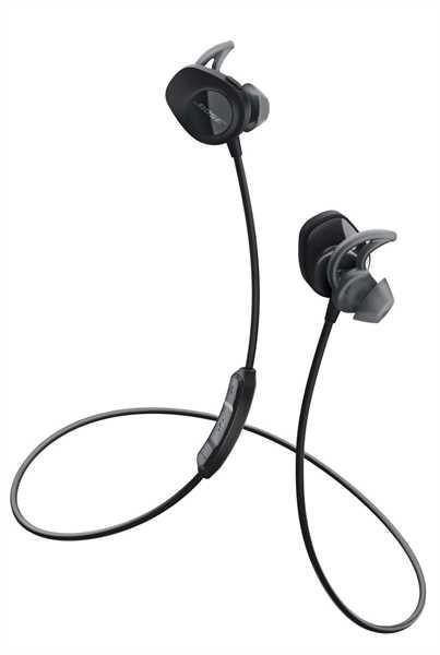 BOSE SoundSport wireless headphones, schwarz