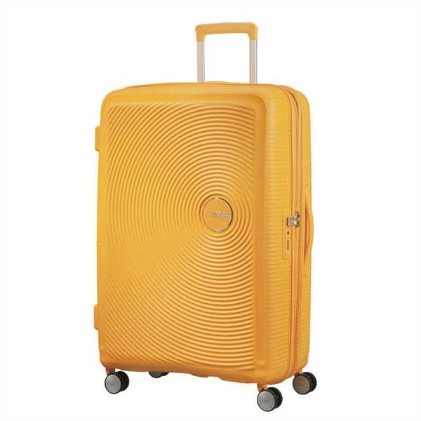 AMERICAN TOURISTER Soundbox 77 Golden Yellow