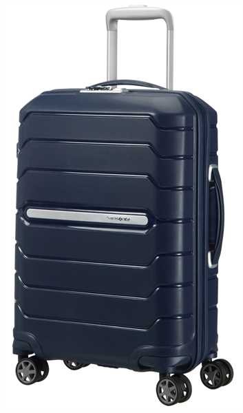 SAMSONITE Flux Spinner 55, navy blue