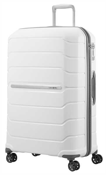 SAMSONITE Flux Spinner 75, white