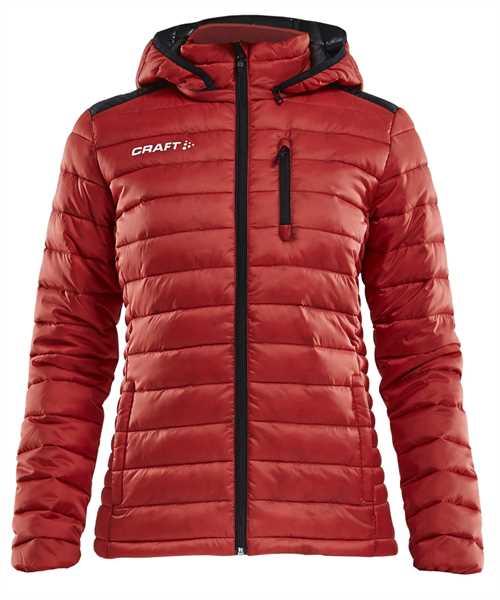 CRAFT NEW WAVE Isolate Jacket Women ROT - XXL