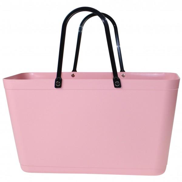 PERSTORP DESIGN Sweden BAG - Large - Green Plastic, Bio Plastic aus Zuckerrohr, Dusty pink