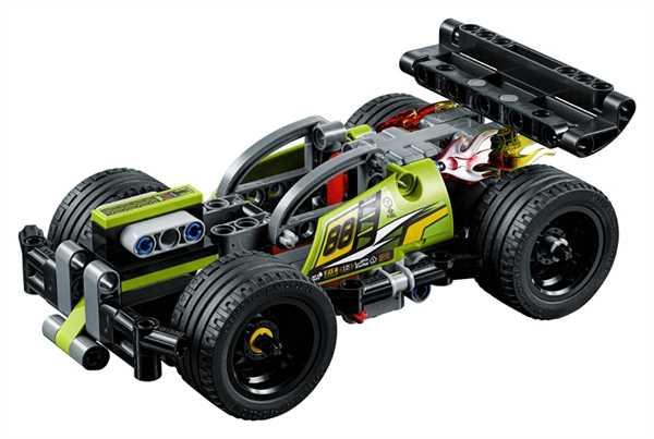 LEGO TECHNIC Zack! 42072