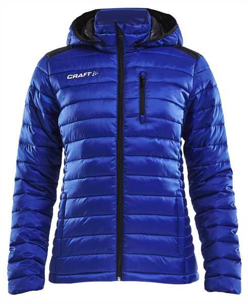 CRAFT NEW WAVE Isolate Jacket Women NAVY BLAU - XS