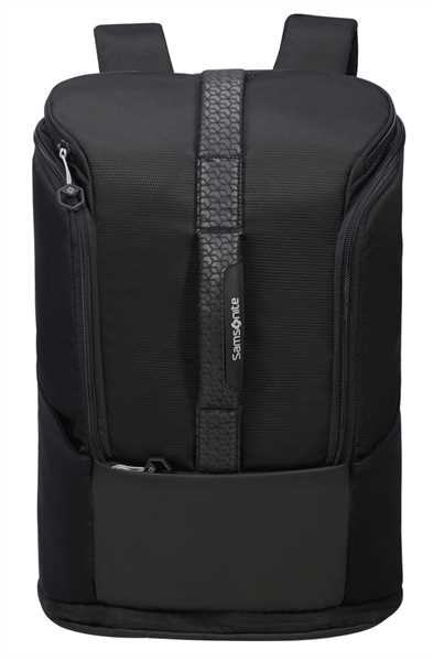 SAMSONITE Hexa-Packs Laptop Sport BLACK