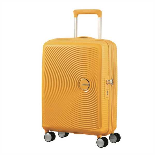 AMERICAN TOURISTER Soundbox 55 Golden Yellow