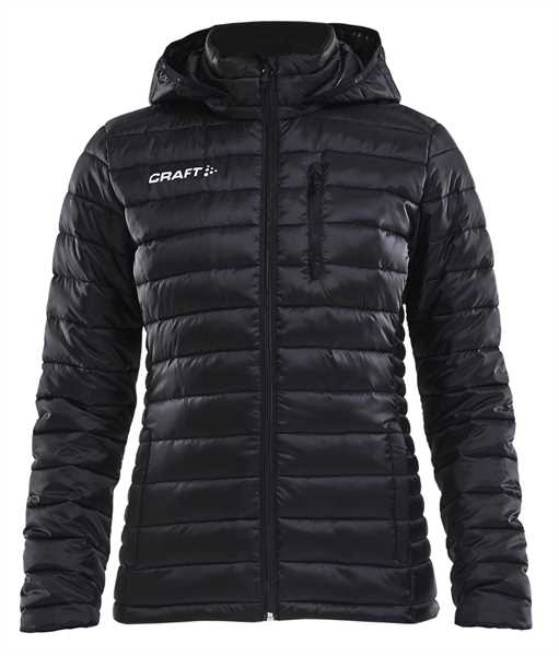 CRAFT NEW WAVE Isolate Jacket Women SCHWARZ - XS