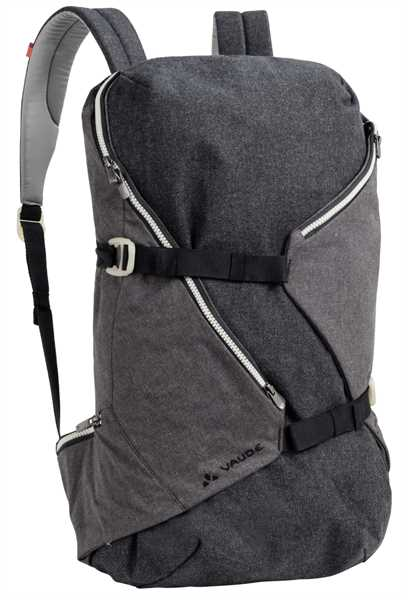 VAUDE Fir Rucksack PHANTOM BLACK