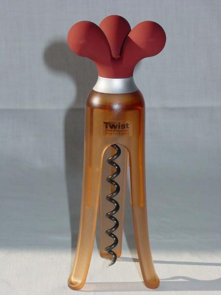 TWIST Korkenzieher Burgundy