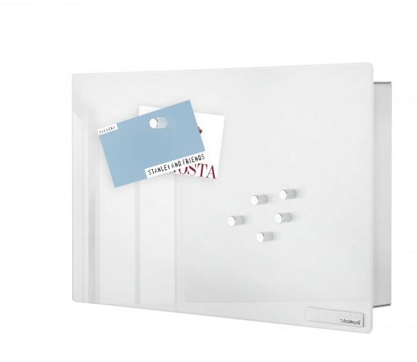 BLOMUS Schlüsselkasten/Glasmagnettafel VELIO