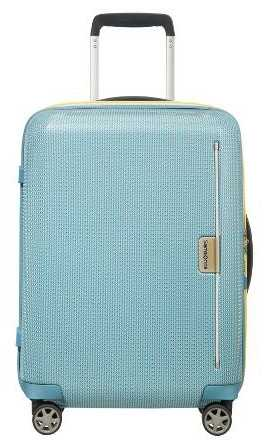 SAMSONITE Mixmesh Spinner 55 Niagara Blue/Yelllow