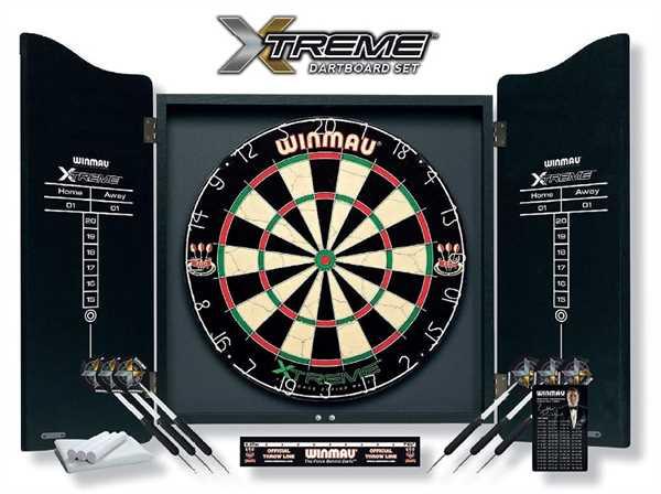 WINMAU Dartboard-Set XTREME