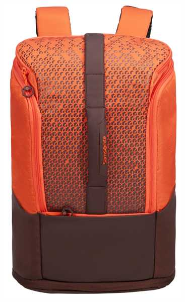 SAMSONITE Hexa-Packs LaptopSport ORANGE PRINT