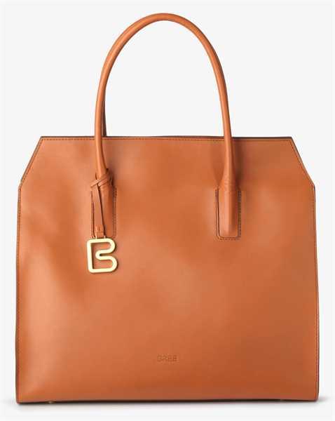 BREE Handtasche Cambridge 11 WHISKY