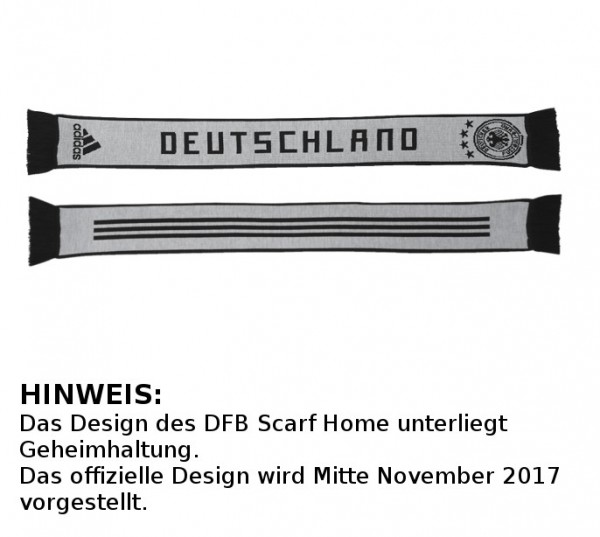 adidas® DFB Scarf Home (Fanschal)