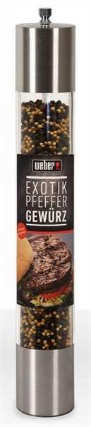WEBER KingSize Gewürzmühle 40cm exotic Pfeffer Mix