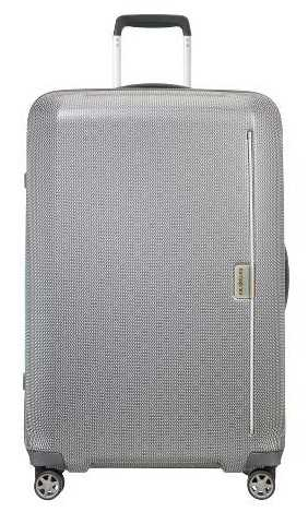 SAMSONITE Mixmesh Spinner 75 Grey/Capri Blue