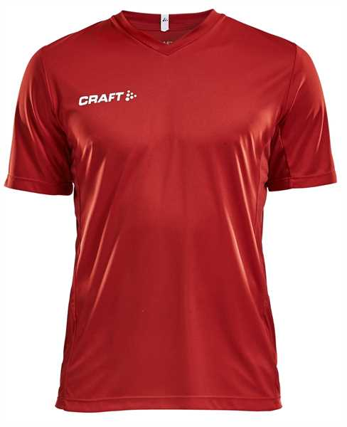 CRAFT NEW WAVE Squad Jersey Men ROT - XS