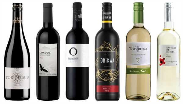 WEINPAKET Weine für jede Gelegenheit 6 Flaschen