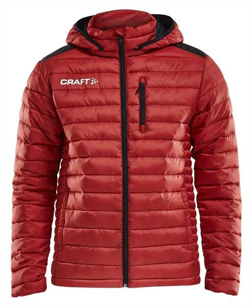 CRAFT NEW WAVE Isolate Jacket Men ROT - L