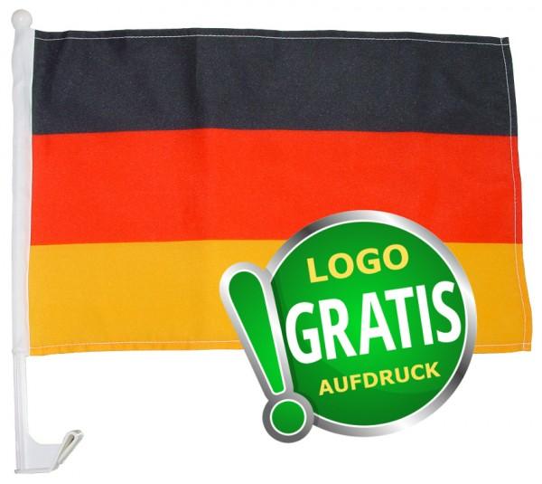 ERAC SPORT Autoflagge Deutschland