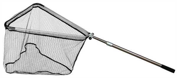 PALADIN Profi - Kescher gummiert 2x80cm, 225 cm