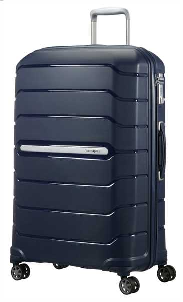 SAMSONITE Flux Spinner 75, navy blue