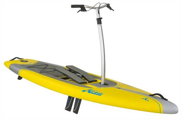 HOBIE Mirage Eclipse ACX 12.0 gelb