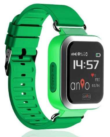 ANIO Kinder Smartwatch ANIO 3 Touch GRÜN