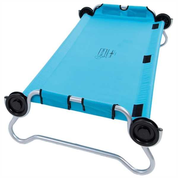 DISC-O-BED Kid-O-Bunk runder Rahmen BLAU