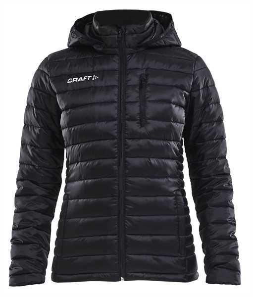 CRAFT NEW WAVE Isolate Jacket Women SCHWARZ - M