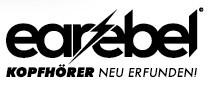 """EAREBEL """"Handmade Striped"""" - Skudde"""