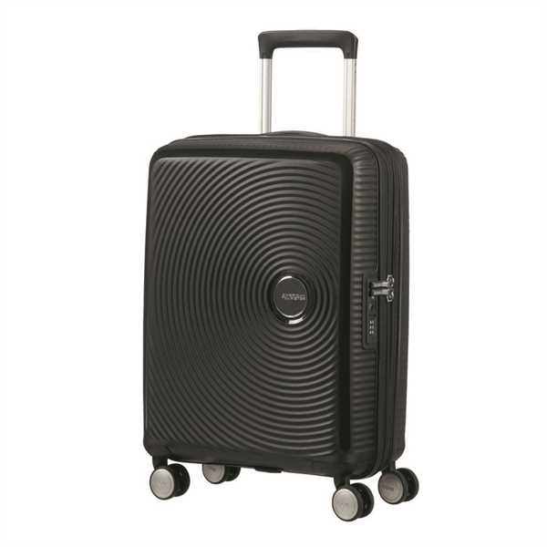 AMERICAN TOURISTER Soundbox 55 Bass Black