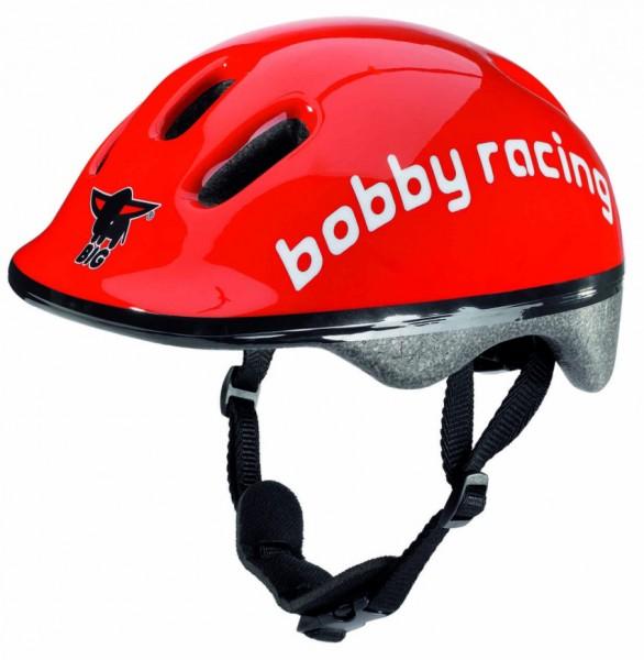 BIG Bobby-Racing-Helm rot