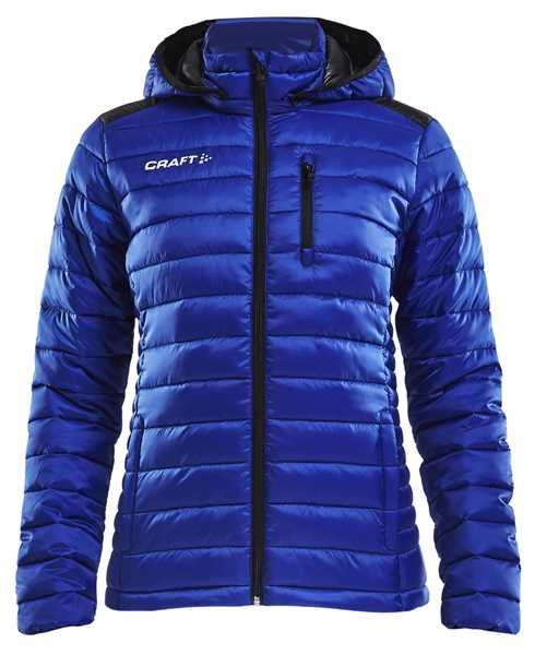 CRAFT NEW WAVE Isolate Jacket Women NAVY BLAU - M