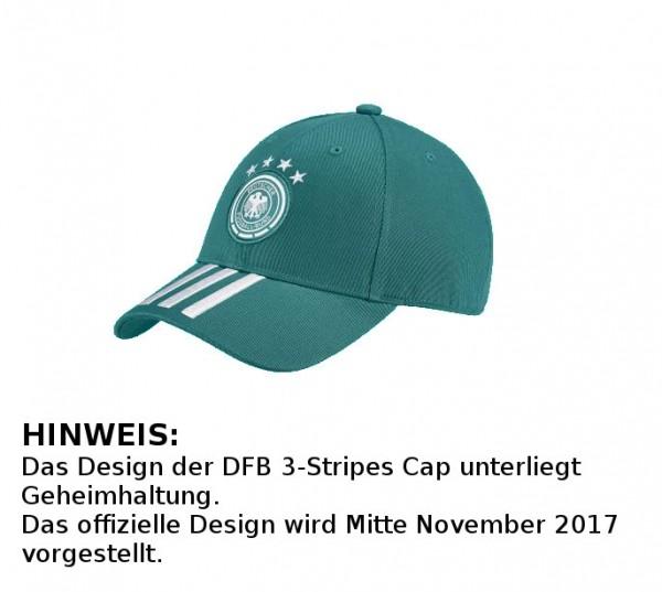 adidas® DFB 3-Stripes Cap - Away