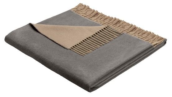 BIEDERLACK Decke Cashmere-Plaid
