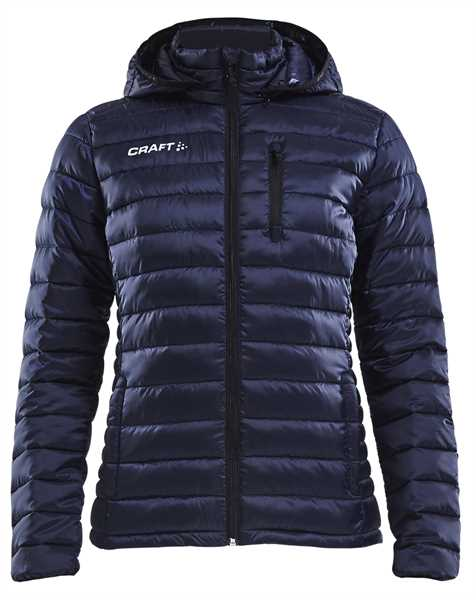 CRAFT NEW WAVE Isolate Jacket Women BLAU - XXL