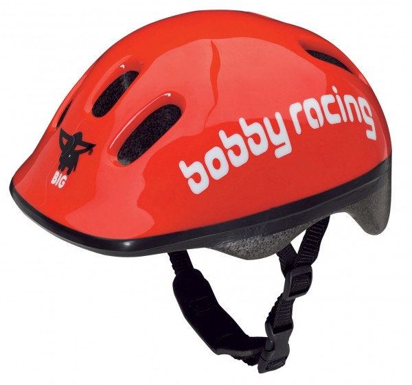 BIG Bobby-Racing-Helm rot