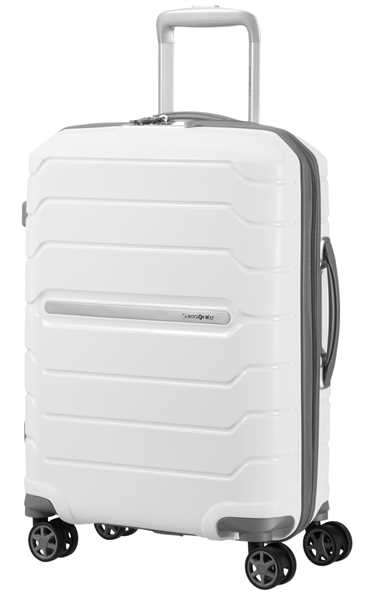SAMSONITE Flux Spinner 55, white