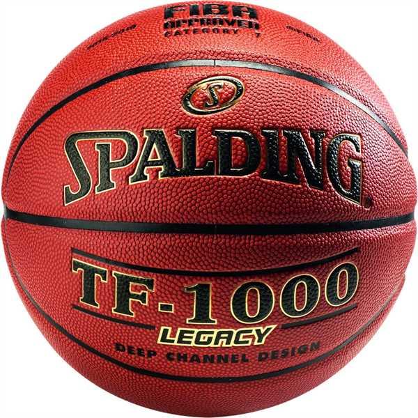 SPALDING Basketball TF1000 Legacy Fiba, Größe 7